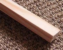 Ripas de madeira para portas e janelas