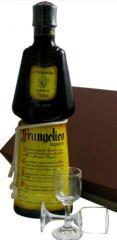 Licor Italiano de avelã Frangelico