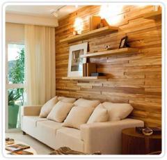 Paneis de madeira