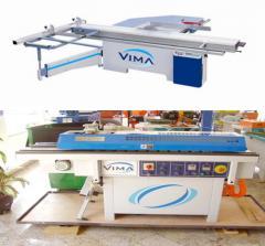 Máquinas e ferramentas para trabalhar com madeira