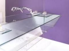 Bancadas de vidro