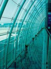 Estruturas em vidro