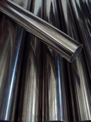 Tubos de aço inoxidavel