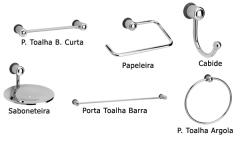 LINHA DE ACESSÓRIOS DA CARDAL