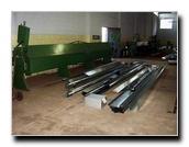 Produtos de aço galvanizado