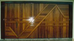 Revestimento de Portões de Garagem