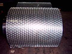 Chapas perfuradas de metal