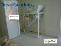 Descascadeira DGS150