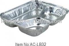 Caixas de aluminio para alimentacao
