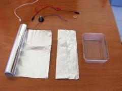Folha de aluminio para embalagens