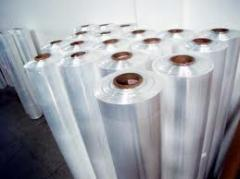 Filmes plástico, polímeros