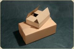 Caixas de papelao