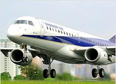 Aviao ERJ-190