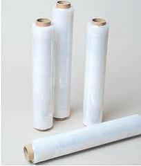 Película de estiramento para produtos congelados e