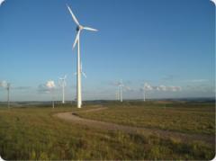 Geração de enrgia elétrica renovável