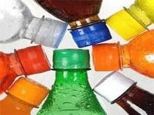 Bebidas doce com gas