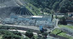 Geração de energia elétrica atavés usinas