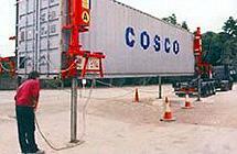 Movimentação de Containers
