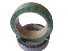 Fita plástica e poliéster para arqueação manual
