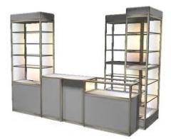 Perfis de aluminio para  equipamento da loja
