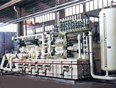 Sistema circulatório de óleo