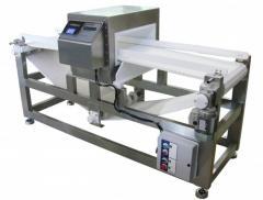 Solução integrada em detecção de metais industrial
