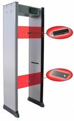 Detector de metais de alta sensibilidade