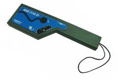 Detector de metais portátil analógico