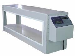 Solução para contenção de partículas metálica