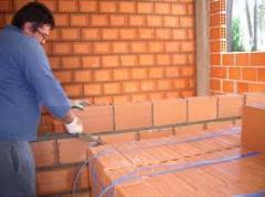 Blocos ceramicos para paredes