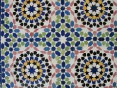 Mosaico cerâmico