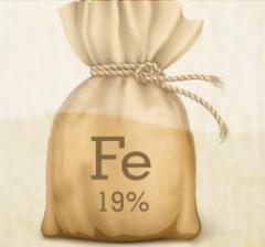 Sulfato de Ferro Hepta 19%