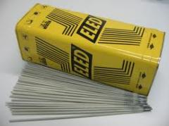 Materiais de consumo para equipamentos de solda