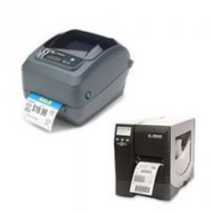 Máquina para impressão de código de barras