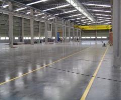 Selador de pisos industriais