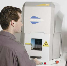 Impressão laser de diodos