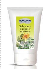 Sabonete líquido para peles oleosas homeofarm