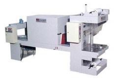 Embaladora bundling conjugada semi-automática