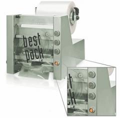 Máquina para produção de almofadas de ar