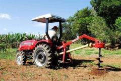 Acessórios para trator agrícola