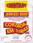 Jerked Beef - Carne seca cortada em tiras