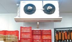 Câmara refrigerada
