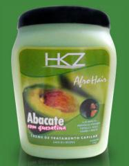 Abacate – Afro Hair