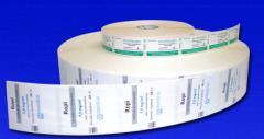 Etiquetagem para área farmacêutica