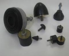 Artefatos de borracha para uso industrial