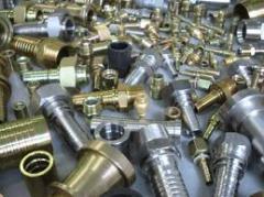 Conexoes para hidraulico