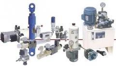 Componentes para hidraulico