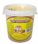 Ingredientes: Alho – contém: Acidulante Ácido