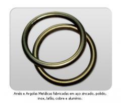 Aneis e Argolas Metalicas