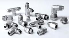 Conexoes para tubos hidraulicos